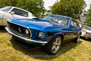 Geru's Mustang