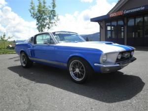 Marco's Mustang